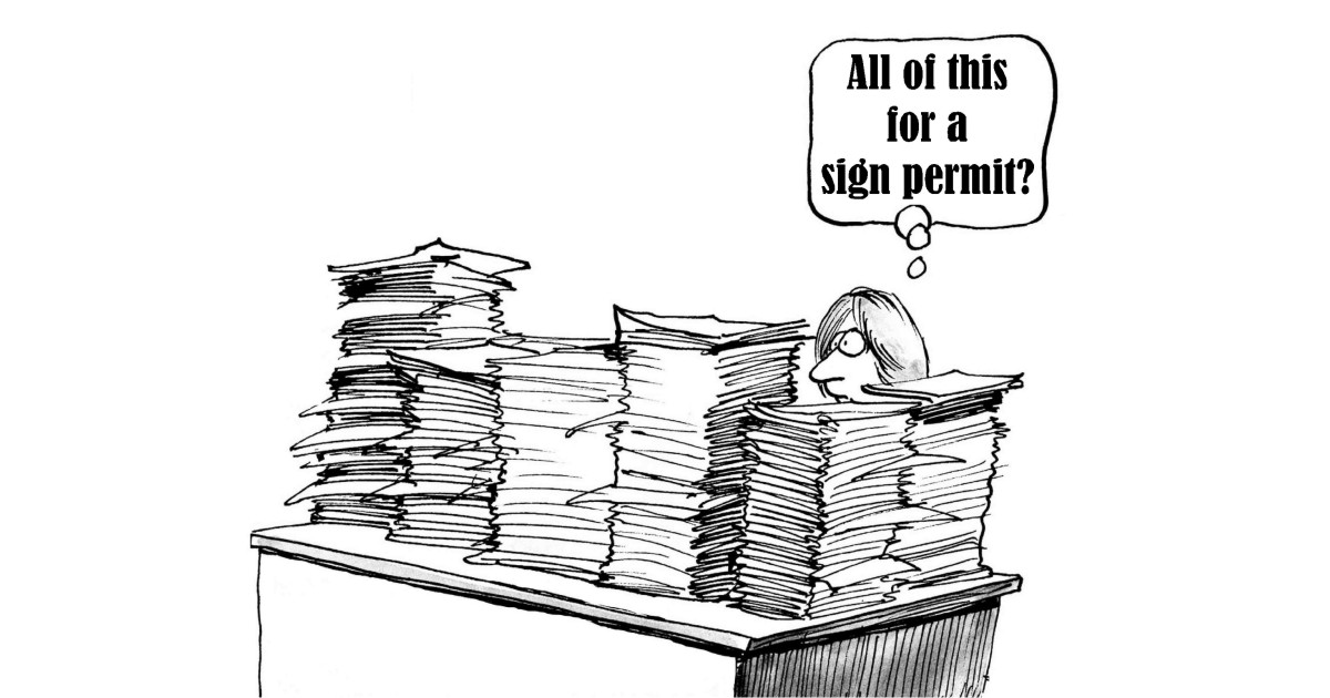 Sign Permit Services